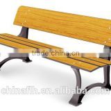Low Price Leisure Modern Outdoor Street Garden Park Sitting Bench