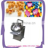 commercial multi functional Japanese style coated peanuts making machine/tablets coating machine