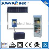 best quality 12v 24v DC solar power mini fridge