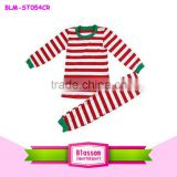 wholesale baby clothing set girls red striped christmas pajamas matching family pajamas adult baby girl children clothing                                                                                                         Supplier's Choice
