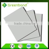 Greenbond copper clad aluminum sheet advertising signage aluminum composite sheet
