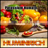 Huminrich High Active For Plants Under All Conditions 60%Ha+8%K2O Potassium Humate Soil Amendments
