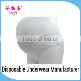 Maternity Wear Maternity Disposable 100% Pure Cotton Panties sexy Maternity Underwear Good Quality Sexy Under Maternity Clothing