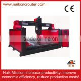 High quality 5 axis cnc router cnc machine for engraving furniture Statue mould