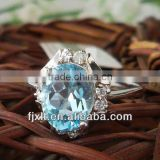 Large Stock 925 Sterling Silver Fashion Jewelry Ring