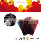 colorful cellophane paper for candy packing