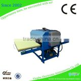 China cheapest flocking machine heat transfer