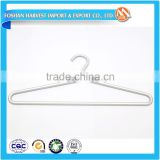 Factory direct sale customize different types adjustable non-slip space-saving aluminum clothes hanger