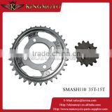 KINGMOTO 14T for fine blanking motorcycle sprocket                                                                         Quality Choice