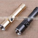 3000 Lumens XML T6 LED Zoomable Focus flashlight Torch Lamp AAA/1865030