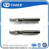 Made in China 4F Solid Carbide Corner Radius End Mill