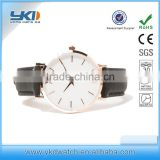 Super slim custom brand watch,slim wrist watch for men,slim mens watch                                                                                                         Supplier's Choice