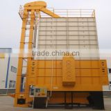 Advanced Bacth-type and Low-temperature circulation drying technology in Counter flow Paddy Grain Dryer