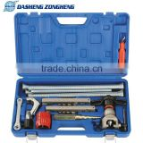 DSZH 13PCS Hand Tools Type and Flaring And Cutter Set Application Flaring Tool Kit