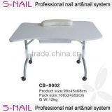 2016 professional nail table,modern manicure nail table,nail desk wholesale