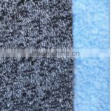 fleece winter warm set knitted fabric knitted fabric
