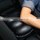 High quality PU Leather New Vehicle Truck Interior Arm Comfort Pad Soft Car Auto Center Console Armrest Pad/car Armrest Pad