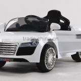 simulation Electric Car For Ride On with MP3 function foam wheels toy caer