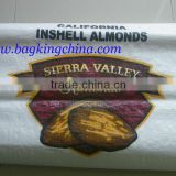 Virgin material manufacture pp woven bag for agriculture packing ,flour/rice/corn/feed/seed