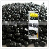 Black LLDPE/LDPE/PE cable jacketing compound or cable sheathing compound as cable granules master batch