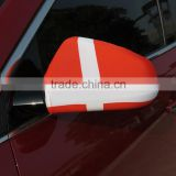car side england car mirror flag at factory price