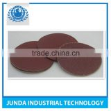 latex abrasive paper waterproof sandpaper velcro disc hand use
