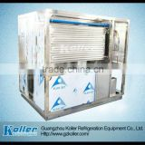 1 tons Auto Plate Ice Machine with PLC program system