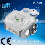 MY-600D diamond microdermabrasion device/skin scrubber hydro dermabrasion equipment(CE Certification )