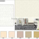 Removable PVC /vinyl Designer wallpaper/washable pvc wallcovering/modern classical wallpaper