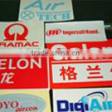 High quality fasson custom heat-resistant label &sticker self adhesive stickers labels
