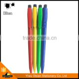 The latest style stylish plastic cello ballpoint pen with high level