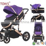 Germany Standard Travel System Baby Buggy Luxury Modern Baby Carriage Push Chair Baby Buggy Wheels