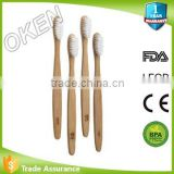 Home Use Toothbrush/Oral Care/Nano-gold/Nano-Silver/Bamboo Charcoal/Green