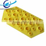 High Quality diamond shape silicone ice cube tray