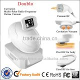 Body system radio frequency rf facial beauty equipment Doublo
