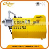 iron rod bending cutting machine