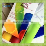 G-2014 FDA LFGB-free ice pops popsicle molds silicone ice pop maker molds