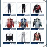 New Design Sports Track Suits/custom sublimation track suit wholesale cricket team uniforms sport t-shirts extra large cricket
