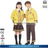 TR Material Fashion Design Comfortable toWear School Uniforms Blazers