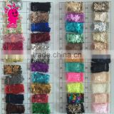 Wholesale tulle cloth tutu sequin cloth with many colors