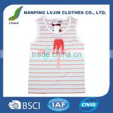 Children Age Group and T-Shirts Product Type plain kids tank tops