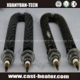 industrial stainless steel air finned heater tube