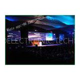 High Brightness Indoor LED Displays , Super Slim P3 Led Screen With Hanging Structure IP43