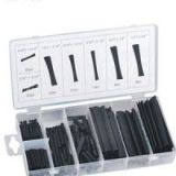 127PC HEAT SHRINK TUBING ASSORTMENT