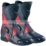 Racing Motorbike Leather Shoes/ Biker Shoes/ Motorcycle Leather Shoes