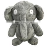2017 New arrived plush stuffed elephant plush toy V0045 Manufacture Factory