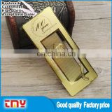 Wholesale Free Sample Souvenir Gifts Metal Bookmark for Book