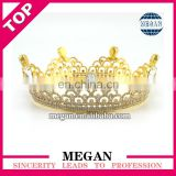 Princess rhinestone tiara beauty pageant crowns bride jewelry hair accessories tiara