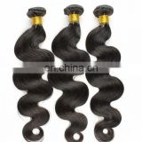 Natural Color Grade AAAAA Body Wave Remy Indian Virgin Hair, Unprocessed Body wave Brazilian Human Hair Weaves Extension