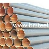 ERW (Electric Resistance Welded) round steel tube and pipe API 5L, ASTM A53